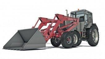 Loader – Sweep Rake – Hay Stacker Fenix Max