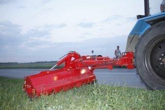 Road frontier mower Cheege